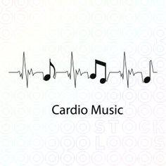 cardio music logo