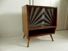 Komódka Stolik RTV Lata 60 Modern Design Vintage (5321184890) - Allegro.pl - Więcej niż aukcje.
