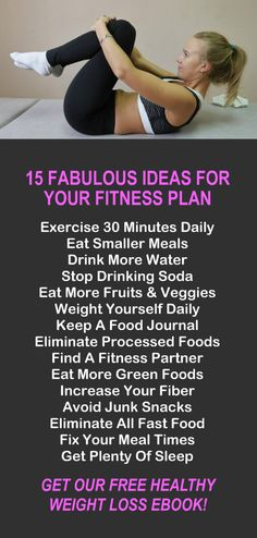 15 Fabulous Ideas For Your Fitness Plan. Get our FREE healthy weight loss eBook with suggested fitness plan, food diary, and exercise tracker. Learn about Zija's alkaline rich, antioxidant loaded, weight loss products that help your body detox, cleanse, increase energy, burn fat, and lose weight more efficiently. Look and feel your best with Zija! LEARN MORE #WeightLoss #FatBurning #Fitness #Ideas #Tips