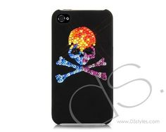 Crossed Skull Bling Swarovski Crystal Phone Cases - Colourful  http://www.dsstyles.com/samsung-galaxy-s2-cases/swarovski-series-crossed-skull-bling-swarovski-crystal-phone-cases-partly.html  #swarovski #crystal #case #bling #skull