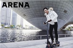 'Arena Homme Plus' graced fans' eyes with some adorable pics of actor Lee Jae Hoon on a kickboard!On August pictures were released of the actor bu… Lee Je Hoon, White Fur Jacket, Korean Fashion, Mens Fashion, Korean Entertainment, Korean Actors, Autumn Winter Fashion, Black Jeans, Photoshoot