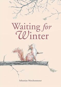 Waiting For Winter.by Sebastian Meschenmoser. Very cute story, the animals that usually hibernate wait up to see what snow is.