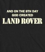 LOL! Land Rover T @Michelle Flynn Flynn Flynn Flynn Johnson Diamant