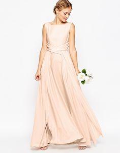 a521716fbbe3 Image 4 of ASOS WEDDING Soft Maxi Prom Dress Abschluss, Kleider,  Brautjungfer Outfit,