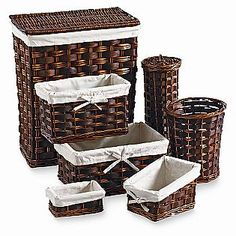 -HARTFORD 7 PC HAMPER SET
