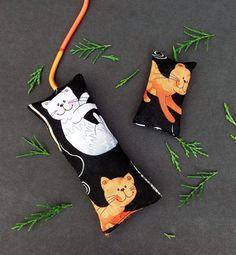 Cat Toys Cats Playing Organic Catnip Pet Toy Set Gift Under 10