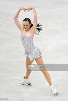 Mariah Bell of the USA competes in the ladies short program during the ISU Grand Prix of Figure Skating at on November 10, 2017 in Osaka, Japan.