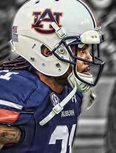 Tre Mason Auburn Tigers For Great Sports Stories And Audio Podcasts Visit Our Blog At RollTideWarEagle