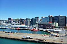 Neuseeland Hafen
