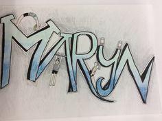 Graffiti naamopdr.