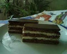 Mézes szelet, aki elkészíti, megfogja szeretni Hungarian Desserts, Tiramisu, Deserts, Baking, Ethnic Recipes, Cukor, Food, Sheet Cakes, Desserts