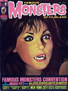 Famous Monsters Magazine