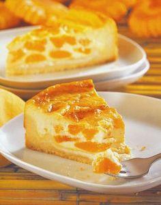 Tarte crémeuse aux mandarines Recette | Dr. Oetker
