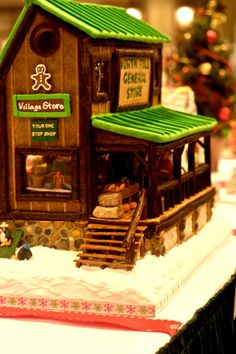 All sizes | 2009 National Gingerbread House Competition - Asheville, NC | Flickr - Photo Sharing!