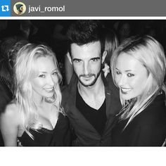 """""""#Repost @javi_romol with @repostapp.・・・I am crazy about weekends, whanna know why? Because #WeMaddox #Thursdays #Fridays and #Saturdays"""""""