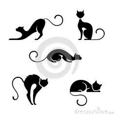Symboly pro kočky