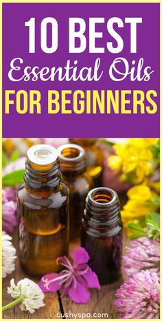 Interested in aromatherapy? However, have no knowledge about it? Here are 10 best essential oils for beginners to start your aromatherapy journey! (aromatherapy for beginners) Top Essential Oils, Essential Oil Diffuser Blends, Best Oils, Natural Oils, Natural Products, Natural Skin, Beauty Products, Knowledge, Journey