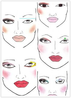 Asian eyes makeup techniques  http://www.facetimemakeup.com/archive.htm