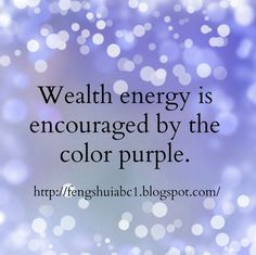 Feng shui elements will increase the positive energy in your home. http://fengshuiabc1.blogspot.com/:
