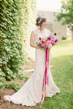 Photography: Nbarrett Photography - nbarrettphotography.com Floral Design: Bows And Arrows - bowsandarrowsflowers.com Wedding Dress: Justin Alexander - justinalexanderbridal.com