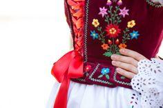 Beskid Żywiecki, southern Poland. Polish Folk Costumes / Polskie stroje ludowe