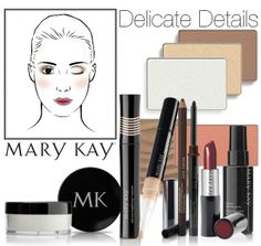 Learn how to create the Delicate Details look, as seen in People StyleWatch, for Makeover Day! #MKMakeover