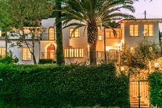 What do you like most about this Spanish-Style Hollywood Home? I pick the studio above the garage!
