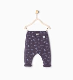 Plane leggings-TROUSERS-BABY BOY | 3 months-3 years-KIDS | ZARA United States