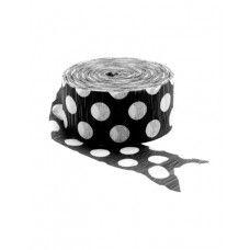Black & White Dot streamer