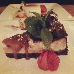 When it's #nationaldessertday one must make sure to partake in the festivities.  #browniecheesecake #pannacotta #italiancuisine #finedining #delicious #nomnomnom #desserts #2chicksinthe6 #follow #followus #tastethe6 #foodgasm #foodporn  Follow our food page @2chicksinthe6  Yummery - best recipes. Follow Us! #foodporn