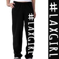 Girl's Lacrosse Sweatpants & Apparel by LuLaLax