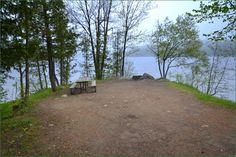 Sharbot Lake Provincial Park, Camping in Ontario Parks Ontario Parks, Campsite, Picture Video, Country Roads, Canada, Plants, Pictures, Photos, Camping
