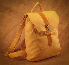 Large Moose Knap Sack. #leather #Canada #handmade #Rockwood #Ontario #like #daily #fashion #hidesinhand Daily Fashion, Moose, Leather Backpack, Canada, Backpacks, Handbags, Leather Backpacks, Totes