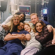 <em>Grey's Anatomy</em>: Sarah Drew and Jessica Capshaw Share Sweet Photos from Set Before Final Episode