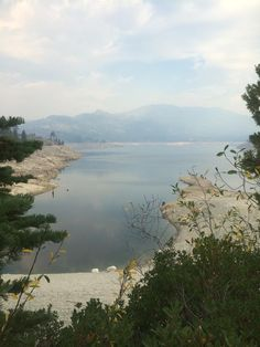 Flashback 9/15/14: Good morning from smoky #SpauldingLake! #BearYubaLandTrust #Baselines www.bylt.org