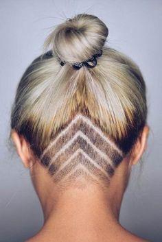 Extreme Undercut Tattoos Ideas picture 3