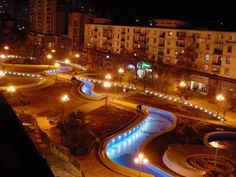 Night Pitesti Romania, Places To Visit, Mansions, House Styles, Night, Google, Wonderful Places, Paisajes, Viajes