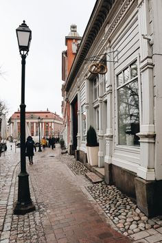 Discover the beautiful cobbled squares and elegant Scandinavian architecture of Finland's Turku. Read our full city guide now. City Aesthetic, Travel Aesthetic, Places To Travel, Places To Go, Turku Finland, Cosy Cafe, Finland Travel, City Vibe, City Photography