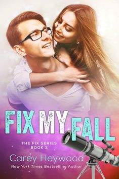 Release Blitz:: Fix My Fall by Carey Heywood