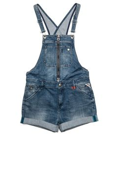 Women's denim overalls - Replay