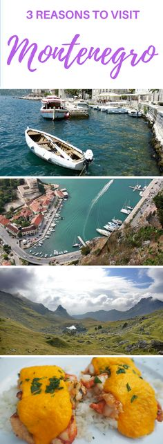 Find out what makes Montenegro, this small country tucked in between Croatia and Serbia, so special. Read about the Bay of Kotor, about the attractions near the Bay of Kotor, the Durmitor National Park and the traditional food of Montenegro. | visit Montenegro | visit Bay of Kotor | what to do in Montenegro | what to see in Montenegro | tourist attractions in Montenegro |