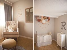 grey nursery inspiration
