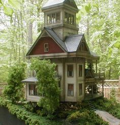Gothic Tiny House - Yahoo Image Search Results