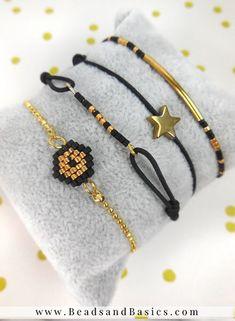 Make Festive Bracelets Jewelery, Nice Jewelry, Handmade Jewelry, Beads, Bracelets, How To Make, Ibiza, Festive, Blog