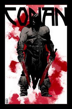 ArtStation - Conan, Robin RECHT