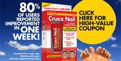 FREE Cruex Nail Fungal Nail Revitalizing Gel at Walmart on http://www.icravefreestuff.com/