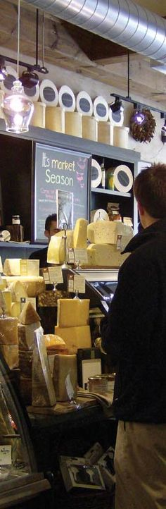 Fromagination - You want artisan cheese? The most beautiful store!
