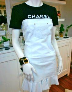 """Chic glamour """"kiriakos"""" fashion"""
