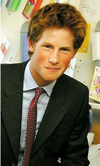 he's a prince! (and he's a red head.so i kinda have to marry him.mom says so lol) Prince Harry Of Wales, Prince William And Harry, Prince Philip, Prince Harry And Meghan, The Happy Prince, Royal Prince, Princess Diana And Charles, English Royal Family, Royal Uk
