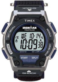 6f9a1bc614f Relógio Timex Ironman Endure Shock - T5K198SU Relogio Timex